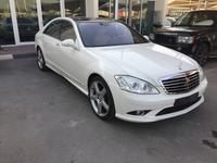 مرسيدس بنز الفئة-S 2008 S500L AMG 2008 GCC / only 47,000km / full ser...