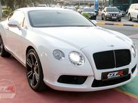 Bentley Continental 2014 BENTLEY CONTINENTAL GT | 2014 GCC | V12