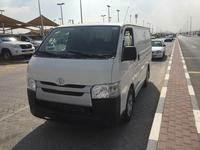 Toyota Hiace 2014 هايس فان نظيف جداا Hice van very clean 2014