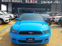 Ford Mustang 2014 FORD MUSTANG - 2014 - BLUE - GCC SPECIFICATIO...
