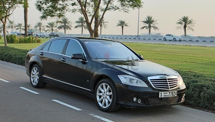 Brabus Mercedes Benz S550 - Full Option 2010 US Specs, 1 Year Unlimited Kms  Warranty Available