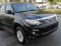 تويوتا فورتنر 2015 TOYOTA FORTUNER MODEL 2015 GCC GOOD  CONDITIO...