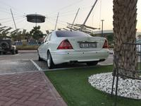 Mercedes-Benz S-Class 2002 2002 S500 large
