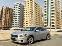 نيسان ماكسيما 2015 A well maintained Nissan maxima 3.5 V6  model...