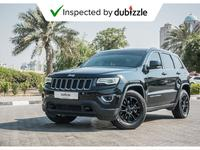Jeep Grand Cherokee 2014 AED1068/month | 2014 Jeep Grand Cherokee Lare...