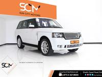 Land Rover Range Rover 2012 (( SUPERB CONDITION )) RANGE ROVER VOGUE 5.0 ...