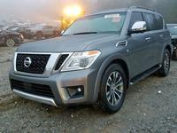 Nissan Armada 2017 NISSAN ARMADA FULL OPTION     أوراق الجمارك ش...