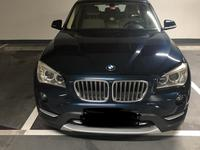 BMW X1 2013 Well maintained first user car