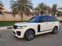 لاند روفر رينج روفر 2017 RANGE ROVER VOGUE SE SVO SUPERCHARGED 2017