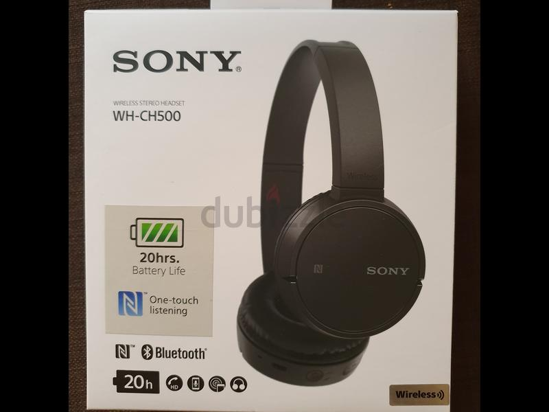 Sony wh-ch500 wireless bluetooth headphone for sale