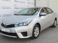 تويوتا كورولا 2016 TOYOTA COROLLA 2.0L SE 2016 GCC DEALER WARRAN...