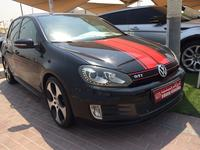 Volkswagen GTI 2013 VOLKSWAGEN GTI 2013 MODEL GCC FULL OPTION
