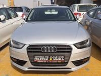 أودي A4 2015 AUDI A4 1.8 TURBO 2015 SILVER - GCC SPECIFICA...