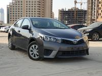 تويوتا كورولا 2015 COROLLA 1.6L, GCC, WITH CRUISE ( JUST 550/ MO...