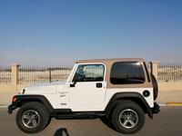 جيب رانجلر 2001 Jeep Wrangler GCC Manual gear immaculate cond...