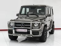 Mercedes-Benz G-Class 2016 Mercedes-Benz G63 AMG 2016 Bronze-Ivory+Black...