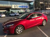 Mazda 3 2018 MAZDA 3 1.6 LIT-2018-WARRANTY-FINANCE 5 YRS