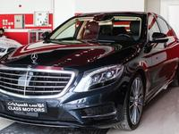 مرسيدس بنز الفئة-S 2017 MERCEDES S550 / 2 YRS WARRANTY / 60,000 KM SE...