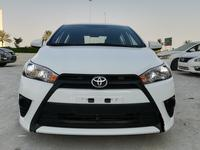 Toyota Yaris 2015 TOYOTA YARIS 2015 GCC (415/-MONTHLY)