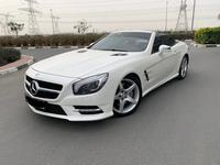 Mercedes-Benz SL-Class 2013 Mercedes SL500 with Kit AMG Gcc Full opines