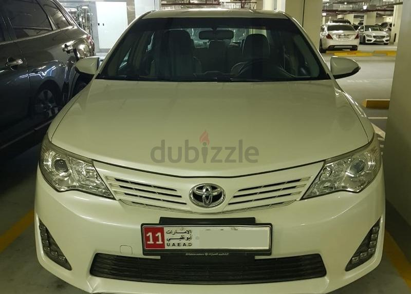 Camry 2014 less than 50,000 KM
