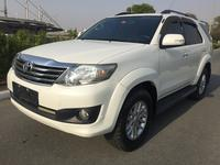 تويوتا فورتنر 2014 Toyota Fortuner 2014 Gcc V6 4wd 2nd Options G...