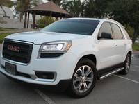 GMC Acadia 2016 Gmc Acadia 2016 GCC (WRANTTEY /FSH /FIRST OWN...