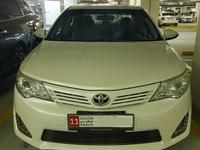 Toyota Camry 2014 Camry 2014 less than 50,000 KM