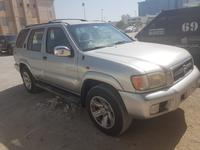 Nissan Pathfinder 2002 pathfinder no issues last price