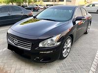 نيسان ماكسيما 2010 Nissan maxima 2010 model 3.5 full option