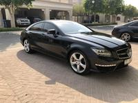 مرسيدس بنز الفئة-CLS 2014 Mercedes Benz CLS550 converted to CLS63 AMG