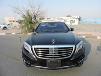 Mercedes-Benz S-Class 2015 A CLEAN TITLE S 400 FOR SALE