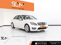 Mercedes-Benz C-Class 2013 (( SUPERB CONDITION )) MERCEDES-BENZ C200 1.8...