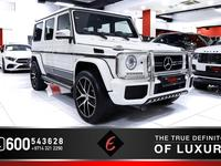 Mercedes-Benz G-Class 2016 2016 - MERCEDES G63//AMG (EDITION 463) IN SUP...