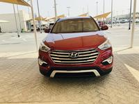 Hyundai Santa Fe 2014 Hyundai santaFe 2014 red 2nd options call 050...
