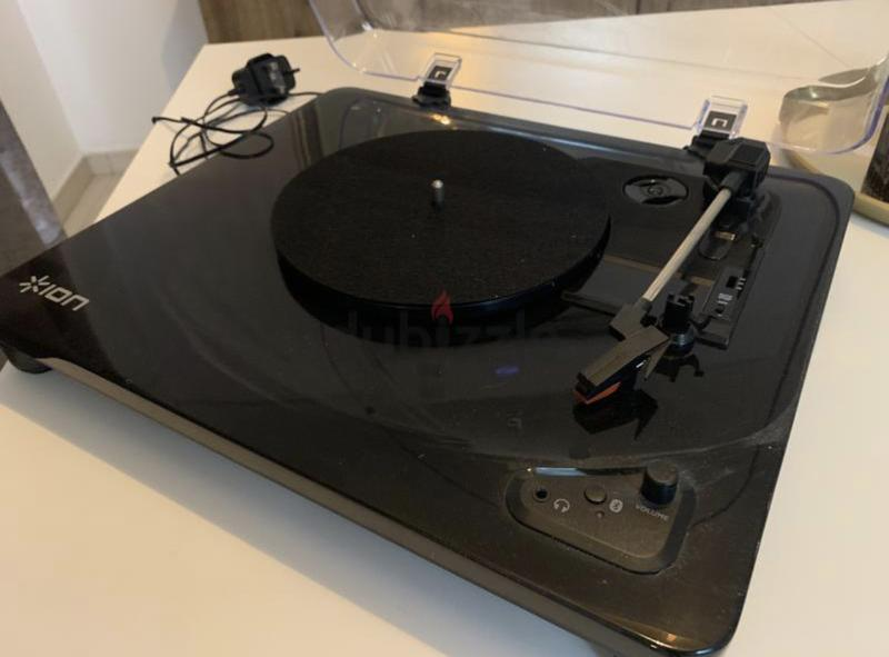 Ion LP Turntable Record Player