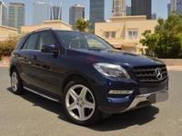 مرسيدس بنز الفئة-M 2015 Mercedes-Benz ML 400 2015