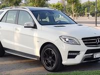 "مرسيدس بنز الفئة-M 2013 LIMITED Mercides ML500 V8 AMG  """" Highest Cat..."
