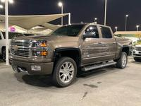 Chevrolet Silverado 2015 Chevrolet silvrado top options low millage