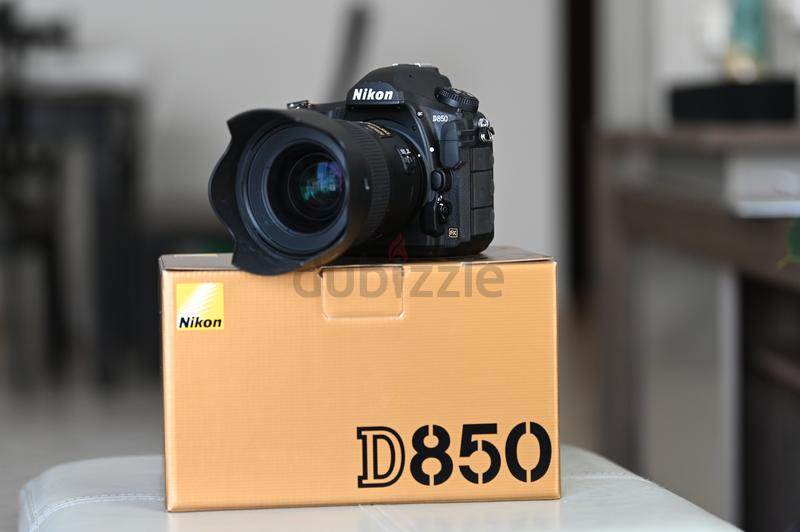 Nikon D850 camera body only for sale