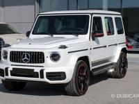 Mercedes-Benz G-Class 2019 Mercedes-Benz G63 Edition 1 2019 GCC