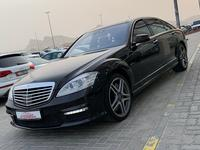 مرسيدس بنز الفئة-S 2010 MERCEDES S 63 AMG - 2010 - FULL OPTION DESIGN...