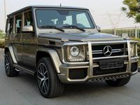 Mercedes-Benz G-Class 2016 Mercedes Benz G63 AMG 2016 Model GCC Specific...