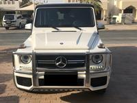مرسيدس بنز الفئة-G 2017 Mercedes Benz G63 GCC - Edition one , low mil...