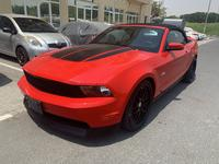 Ford Mustang 2012 Ford Mustang GT 2012 V8 GCC 5.0Ltrs