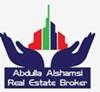 Abdulla Alshamsi Real Estate Broker
