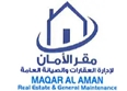 Maqar Al Aman Real Estate And General Maintenance Company