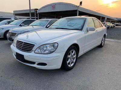 Mercedes-Benz S-Class 2005 S350   IMPORT JAPAN  V.C.C