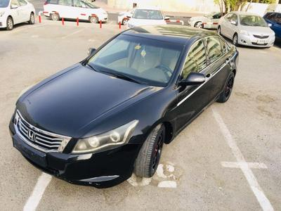 Honda Accord 2009 Honda Accord 2009 Model GCC specs in excellen...