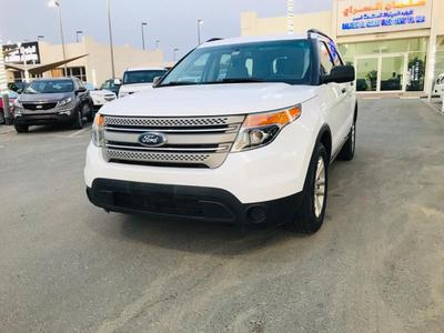 فورد إكسبلورر 2015 Ford explorer GCC خليجي بدون حوادث
